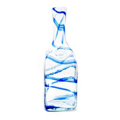 bottle mar blue