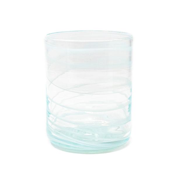 mar white glass lafiore